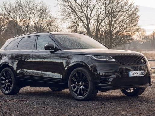 Range Rover Velar R-Dynamic Black: nuova edizione in UK