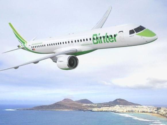 Canarie, nuovi voli della compagnia spagnola Binter da Torino e Venezia