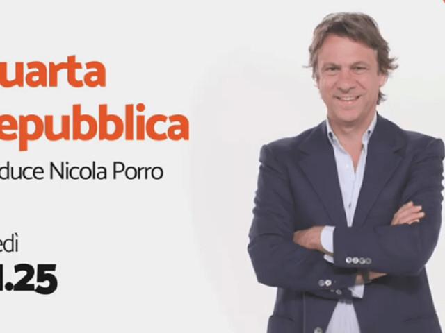 """Stasera in tv – """"Quarta Repubblica"""", le anticipazioni del 9 dicembre"""