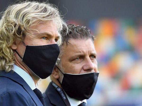 Nedved: 'La Juve non è Ronaldo-dipendente, ma quando non c'è manca un po' di personalità'