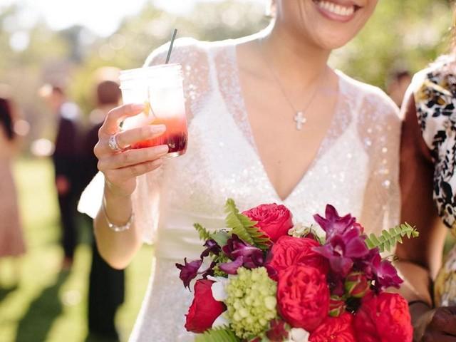 Fiori d'arancio alcolici: Diageo e Zola creano i cocktail da matrimonio