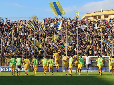 Serie A, i risultati della 37a giornata: apre Frosinone-Chievo