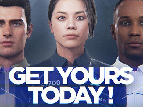 Non perdetevi tre nuovi cortometraggi che introducono l'esclusiva PS4 Detroit: Become Human