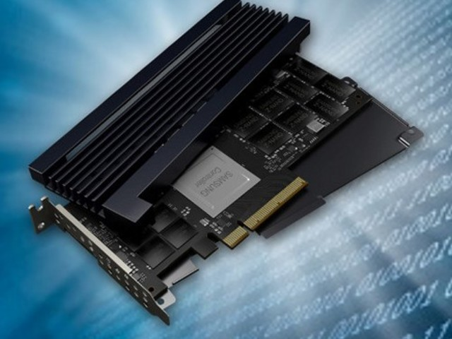Z-NAND è la risposta di Samsung alla tecnologia Intel Optane