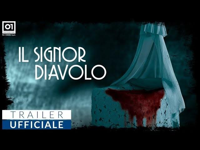 Il signor Diavolo, trailer del prossimo horror di Pupi Avati