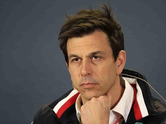 """Wolff teme la Red Bull: """"Che potenza il motore Honda!"""""""
