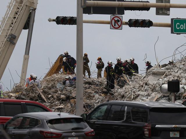 Terminano le ricerche, 97 morti e una dispersa nel crollo di Miami
