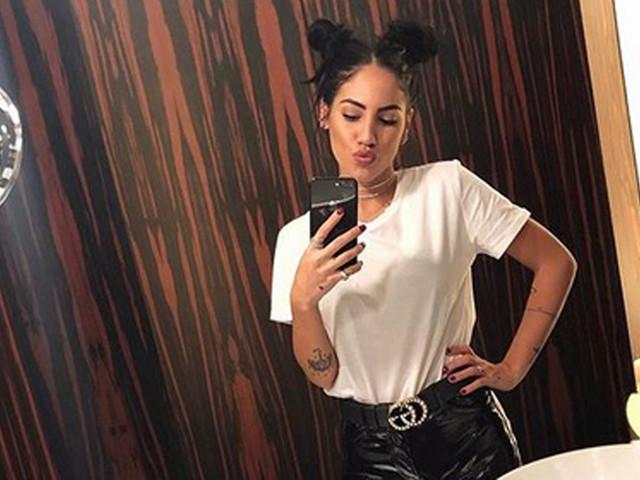 """Giulia De Lellis mostra l'ecografia su Instagram: """"Quando penso a qualcosa di bello intendo questo"""" [FOTO]"""