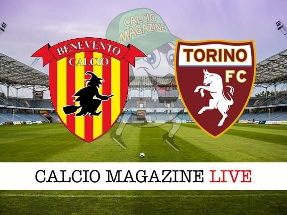 Benevento – Torino: cronaca diretta live, risultato in tempo reale