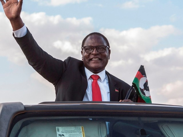 A Govt that serves and not rules, says new Malawian President
