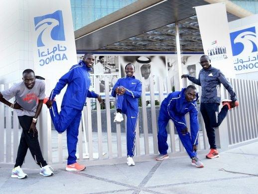 Venerdi la diretta della maratona di Abu Dhabi