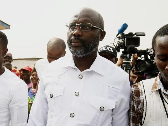 L'ex milanista Weah stravince le presidenziali in Liberia