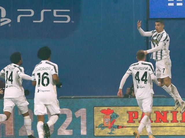 Supercoppa alla Juve, contro il Napoli decidono il match Ronaldo e Morata