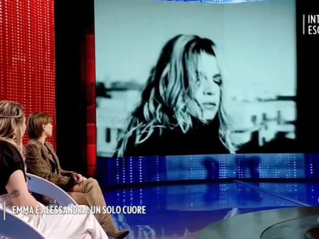 Verissimo, Alessandra Amoroso ed Emma ospiti: le dichiarazioni dell'intervista