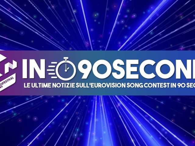 IN90SECONDI parliamo di: Mahmood record su Spotify, le cartoline dell'Eurovision e l'Irlanda allo JESC