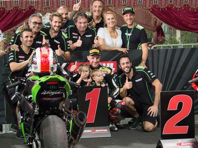 SBK, da domani test a Jerez: tutti all'inseguimento di Rea
