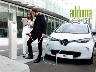 Dal 2 ottobre operativo il nuovo car sharing Adduma con vetture e furgoni elettrici