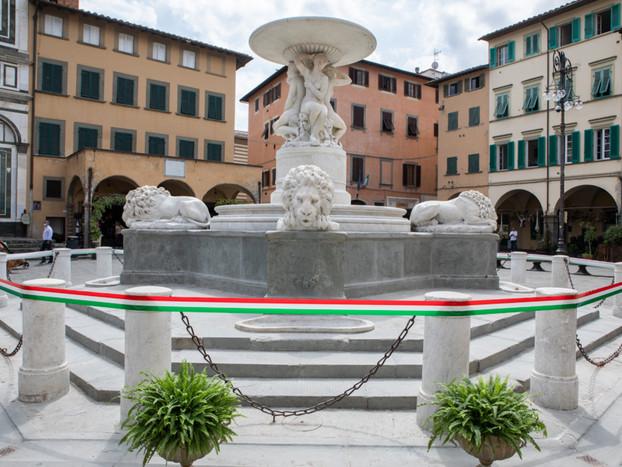 Arte: recuperata ottocentesca Fontana delle Naiadi a Empoli