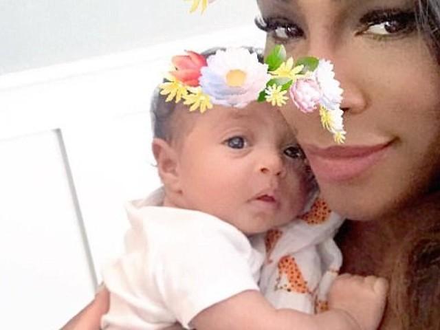 La figlia di Serena Williams ha un mese e mezzo e ha già 80mila follower su Instagram