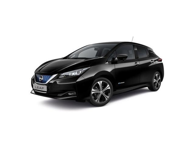 Nuova Nissan Leaf: 10 mila ordini in due mesi