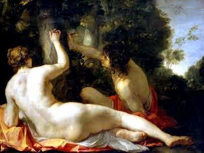 La storia di Angelica e Medoro nel dipinto di Jacques Blanchard conservato al Metropolitan Museum of Art