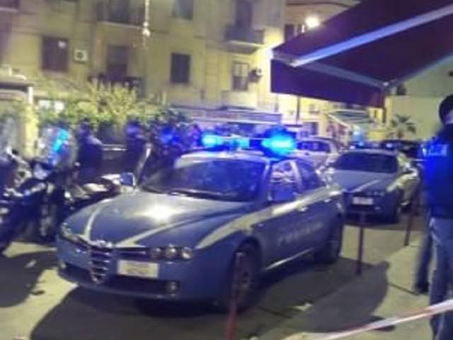 Fiumi di droga a Borgo Vecchio a Palermo, nella notte 18 arresti della polizia (VIDEO)