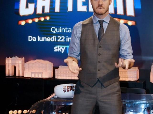 """Epoi c'è Cattelan, torna il late show di SkyUno: """"È il colluttorio della tv italiana. Dopo averlo visto, si va a dormire con leggerezza"""""""
