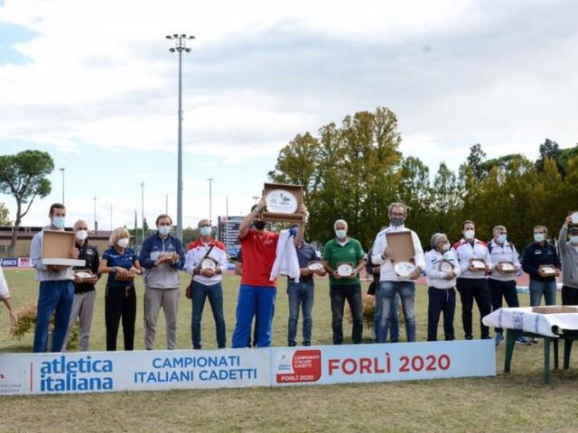 Atletica, le Marche conquistano 4 podi ai Campionati cadetti: sugli scudi gli atleti dell'Avis Macerata