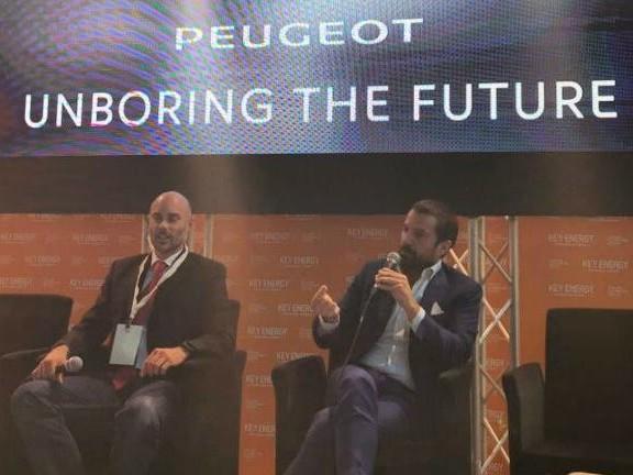 Peugeot ad Ecomondo 2019: mobilità sostenibile e transizione energetica