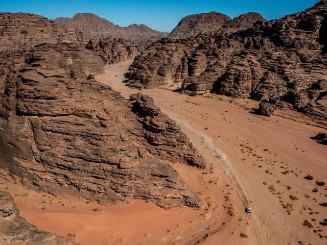 Dakar 2021 - Svelato il percorso della nuova edizione