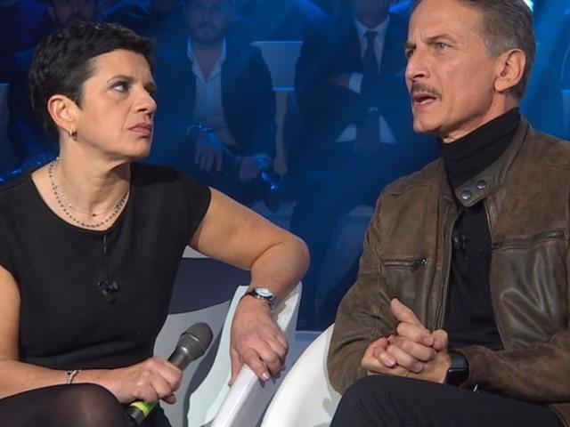 """Cesare Bocci e la moglie Daniela: """"In ospedale presero l'ictus per una crisi di nervi"""""""