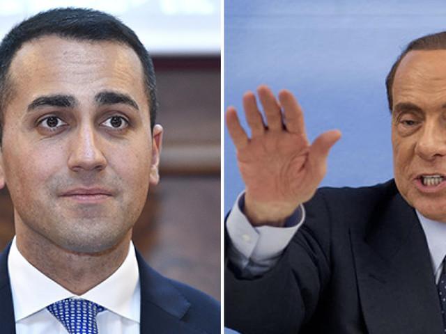 I dieci punti di Luigi Di Maio sbattono su Silvio Berlusconi