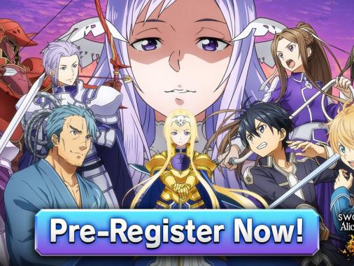 Sword Art Online Alicization Rising Steel è un nuovo RPG basato sull'anime SAO | Pre-registrazione