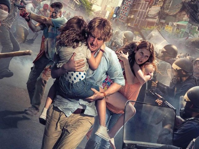 «No escape – Colpo di stato»: trama, trailer e perché vederlo
