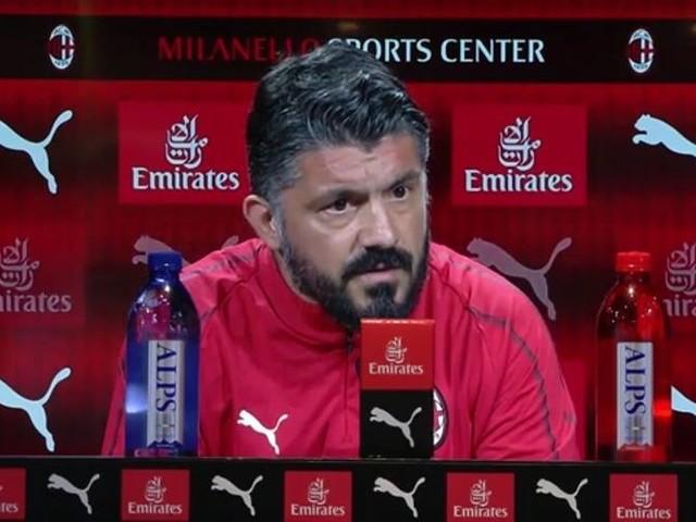 """Gattuso ringhia: """"Il Milan non mi ha mai chiesto la Champions"""""""