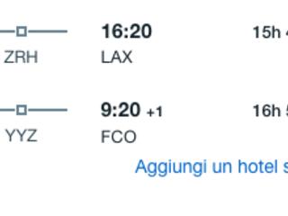 Viaggio in California! Voli a/r per Los Angeles da vari aeroporti da soli 331€!