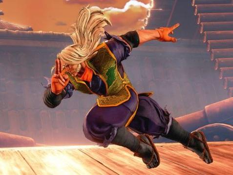 Street Fighter V: annunciato l'arrivo di Zeku