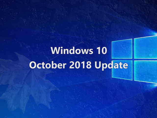 Microsoft: Windows 10 October 2018 Update è ora disponibile (manualmente e automaticamente) per tutti i PC con Windows 10 [Aggiornato]
