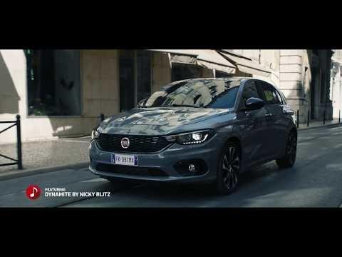 Canzone pubblicità Fiat Tipo S-Design 2017 come si chiama