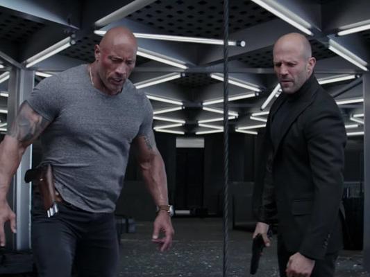 Box Office Italia: Fast & Furious – Hobbs & Shaw verso i 4 milioni