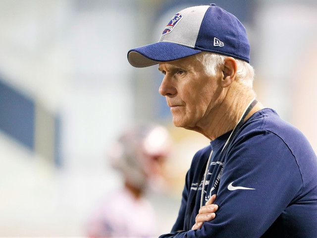 Even After Retiring, Dante Scarnecchia Will Still Be Helping Patriots At Combine