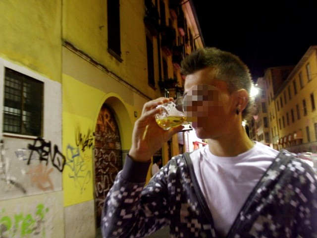 Si inizia a bere anche a 12 anni Abuso di alcol e velocità, mix micidiale Giovani a rischio anche in Trentino