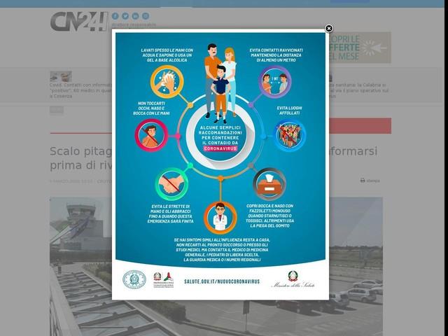 """Scalo pitagorico, Comitato Aeroporto Crotone: """"informarsi prima di rivendicare diritti"""""""