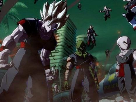 La storia di Dragon Ball FighterZ mostrata in nuove immagini: tanti nuovi dettagli