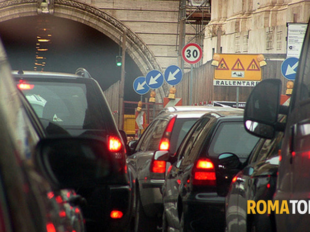 """Stop ai Diesel Euro4, l'allarme di Legambiente: """"A Roma si deve programmare il blocco"""""""