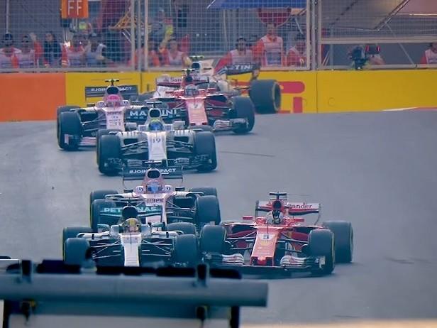 """Vettel: """"A Baku il momento peggiore del mio 2017"""""""