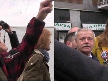 """Milano, Meloni sfila in via Padova con il tricolore ma viene contestata dagli abitanti: """"Non vogliamo odio nel quartiere"""""""
