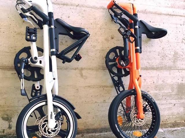 Sconti sui treni in Veneto per chi ha la bici pieghevole