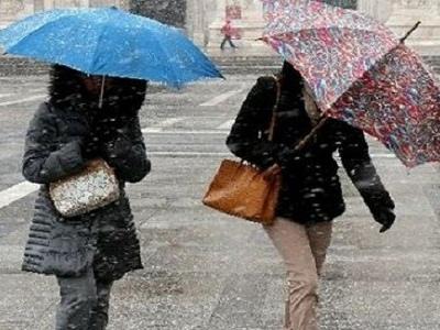 Previsioni per il 27, temporali diffusi e temperature in calo