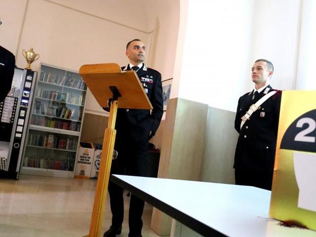 Presentato il calendario 2020 dell'Arma dei carabinieri: 15mila copie per la provincia di Macerata
